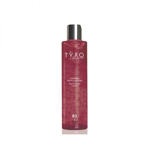 TYRO Lavender Bath&Shower