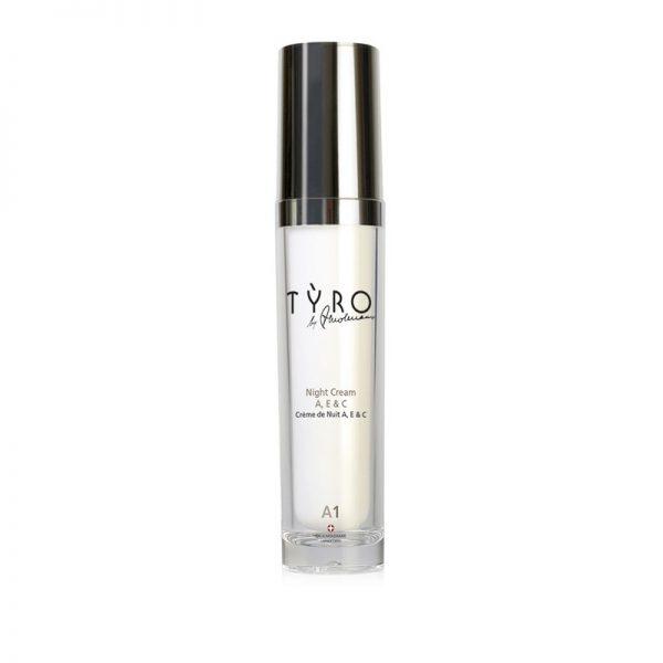 TYRO Night Cream A,E&C
