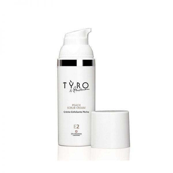 TYRO Peach Scrub Cream