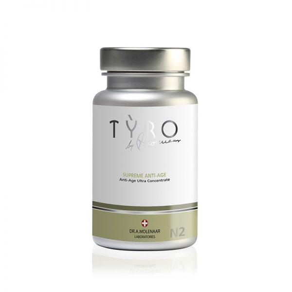 TYRO Supreme Anti-Age supplementen