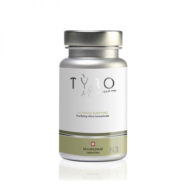 TYRO Ultimate Purifying supplementen